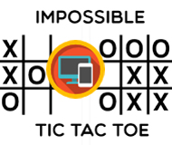 Impossible Tic Tac Toe