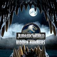 Jurassic World Hidden Numbers