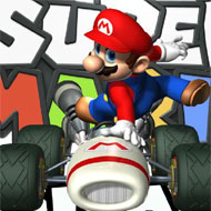 Mario Drag