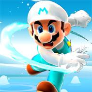 Mario Ice Land 2