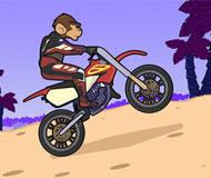 Monkey Motocross Island 2