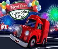 New Year Fireworks Cargo