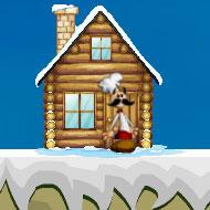 Papa Louie Snow Adventure