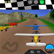 Plane Race