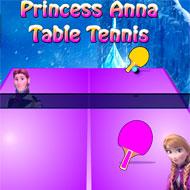 Princess Anna Table Tennis