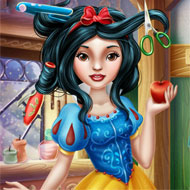 Real Haircuts Snow White