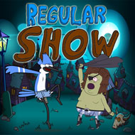 Regular Show Night