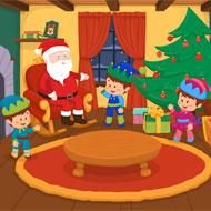 Santa's House Makeover