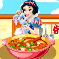 Snow White Soup