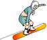 Snowboarding Extrem