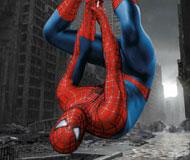 Spider Man New Work Defense