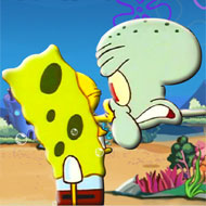 Spongebob Excludes Squidward
