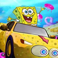 Spongebob Racer 2