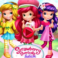Strawberry Shortcake Fashion
