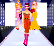 Super Barbie Catwalk Challenge