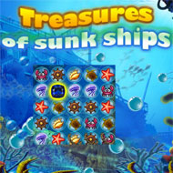 Treasures of Sunk Ships
