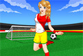 Barbie la fotbal