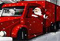 Camionul lui Mos Craciun