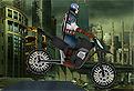 Captain America Motociclistul