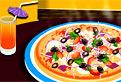 Decoreaza Pizza