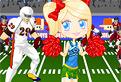 Fotbal American cu Barbie