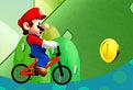 Mario pe Bicicleta