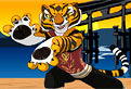 Master Tigress Dress Up