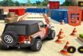 Parcheaza camioneta 3D
