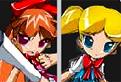 Powerpuff Girls Fight
