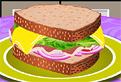 Turkey Sandwich Deco