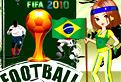Brazil Fan Dressup