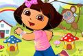 Dora si Ciupercutele din Gradina