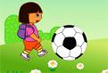 Dora Joaca Fotbal