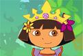 Dora the Explorer Dress Up