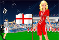 England Fan Dressup
