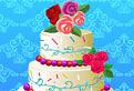 Tortul Florilor de Nunta