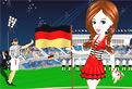 Germania Fan Dressup