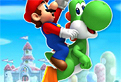 Mario si Yoshi