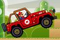 Mario in Jeep
