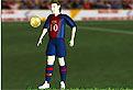 Messi Jongleaza cu 4 Baloane de Aur