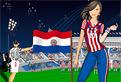 Paraguay Fan Dressup