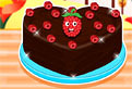 Tort de Ciocolata cu Zmeura