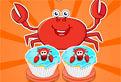 Prajituri cu Crabul Sebastian