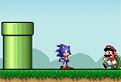 Sonic Ratacit in Lumea lui Mario