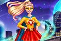 Costum de Super Barbie