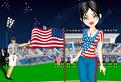 USA Fan Dressup