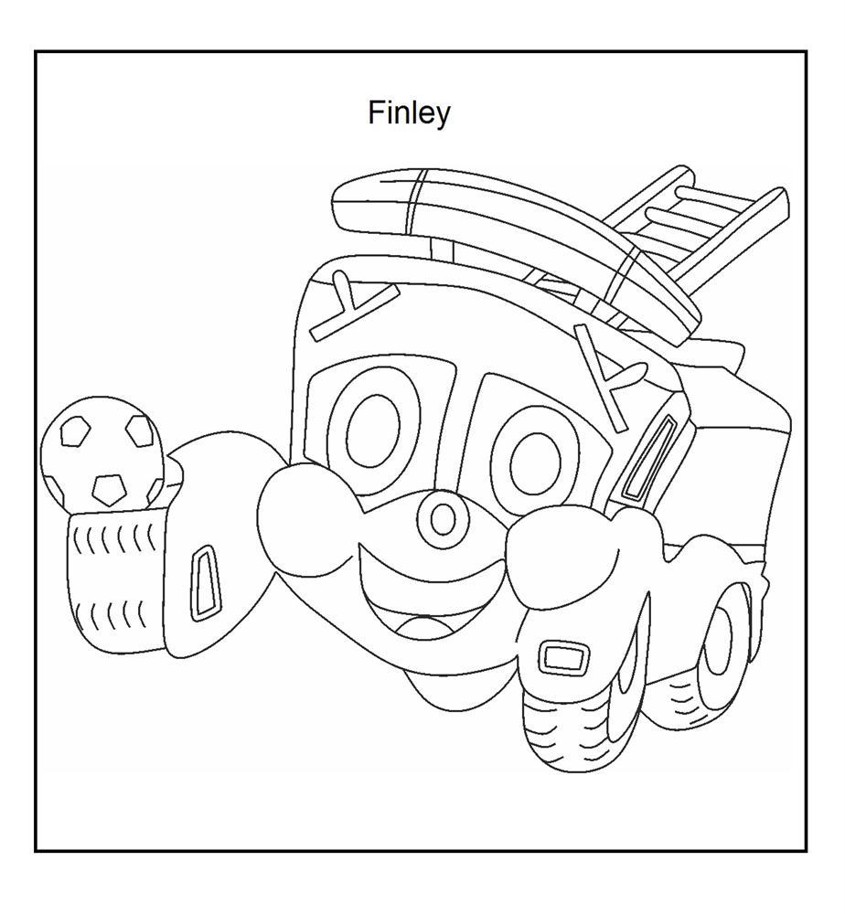 Finley si mingea
