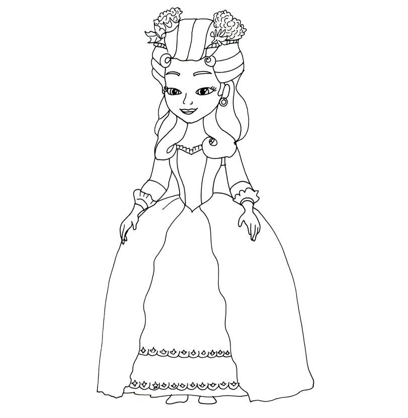 Printesa Hildegard