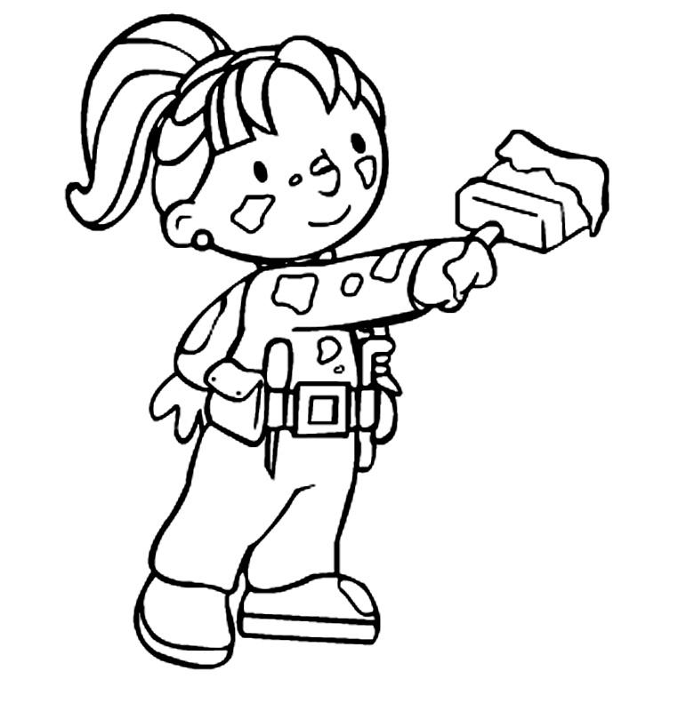Wendy din Bob Constructorul