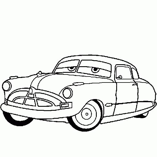 Doc din Cars